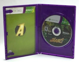 Kinect Adventures / Microsoft Xbox 360 / Kinect Sensor Interactive Video... - $12.95