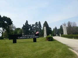 Two Cemetery Burial Plots NorthShore Garden of Memories North Chicago Il... - $5,815.15