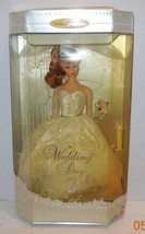 1996 Barbie Wedding Day Doll Collectors Edition RARE HTF Mattel - $32.73