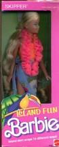 Mattel Skipper Island Fun Barbie Doll (1987) - $24.74