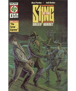 Sting of the Green Hornet Comic Book #3 NOW 1992 NEAR MINT NEW UNREAD - $3.99