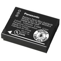 Panasonic DMW-BCM13 Camera battery - Li-Ion 1250 mAh - $13.49