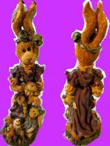 Boyd Friend Folkstone 1995 FLORA AMELIA ELOISE Tea Party Rabbit Easter F... - $15.40