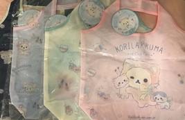 Rilakkuma Kuji, Korilakkuma tote bag, 3 Colors available - $15.00