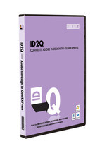 Indesign to Quark Express Conversion ID2Q from Markzware for Windows PC - $189.95