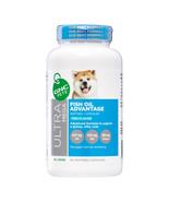GNC Pets ULTRA MEGA Fish Oil Advantage (Fish Flavor) 90 Softgel Capsules... - $38.99