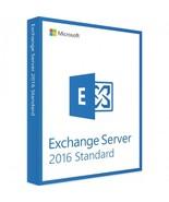 Exchange Server 2016 Standard - $79.64