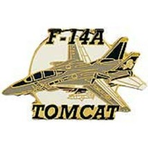 US Navy F-14A Tomcat Pin - $6.92