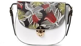 Handbag Republic Women Handbag Faux Leather Crossbody Messenger Bag For ... - $50.35