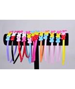 12 pcs bunny head hoop Headband Hair Band Comb Hairband Headwear made in... - $9.99