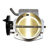 A-Team Performance 4-Bolt Throttle Body Drive By Cable Compatible with Chevy Che