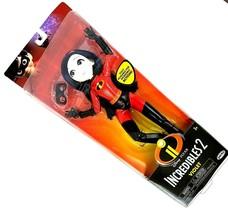 Disney / Pixar Incredibles 2 Elastigirl 11-Inch Doll [Silver & Black Cos... - $25.73