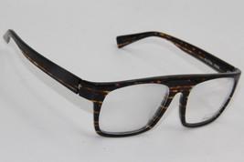New Alain Mikli Al 0756 0088 Brown Eyeglasses Authentic Rx AL0756 55-17 W/CASE - $96.33