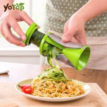 YOTOP Vegetable Fruit Slicer Spirelli Graters Carrots - €14,00 EUR