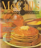 McCall's Practically Cookless Cookbook 1978 Retro Paperback M3 Jack Smith - $5.93