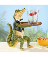Alligator With Serving Tray - $23.50