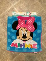 ##    NWT Disney Minnie Mouse Toddler Bibs 2 Pack  - $10.00