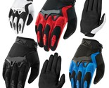 Motorcycle Gloves Full Finger Bike Cycling Bicycle Glove Offroad Fox Men Sports