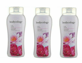 LOT 3 X Bodycology YOURS TRULY Moisturizing Body Wash 16 Oz Each = TOTAL... - $29.69