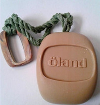Vintage Avon Oland Soap on a Rope Mens Retro Shower Bath Masculine Scent... - $9.49