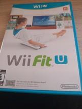 Nintendo Wii U Wii Fit image 1