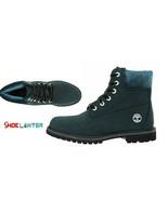 Timberland 6 inch Premium Waterproof Womens Dark Green Boots A1KC6 SIZE 7.5 - $134.82
