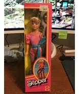 1983 Mattel Great Shape Skipper Barbie Doll #7417 NIB - $32.95
