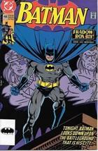 Batman Comic Book #468 Dc Comics 1991 Very Fine Unread - $2.99