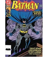 Batman Comic Book #468 DC Comics 1991 VERY FINE UNREAD - $2.99