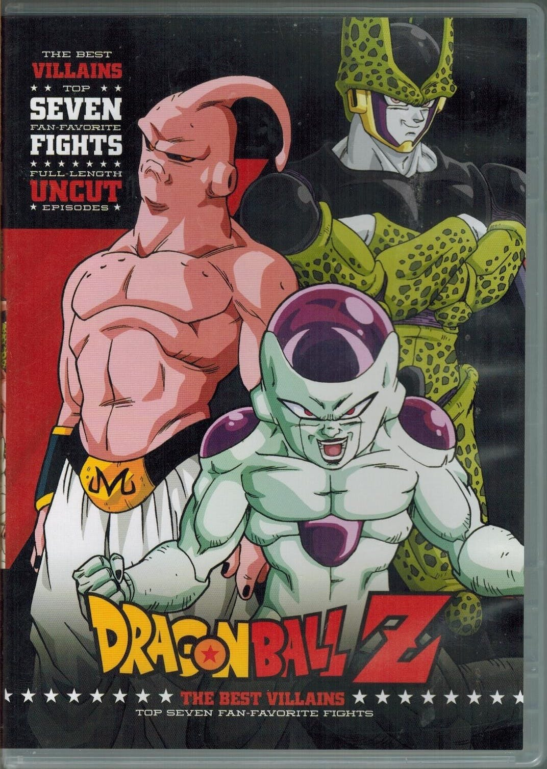 Dragon Ball Z The Best Villians Top Seven Fan-Favorite Fights DBZ
