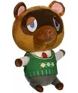 "Little Buddy USA Animal Crossing New Leaf Tom Nook 8"" Plush Multi-Colore... - $14.10"