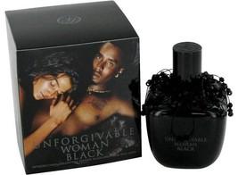 Sean John Unforgivable Woman black Perfume 2.5 Oz Eau De Parfum Spray image 6