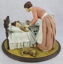 Norman Rockwell Mother's Little Angels JOYS OF MOTHERHOOD Figurine Autho... - $30.00