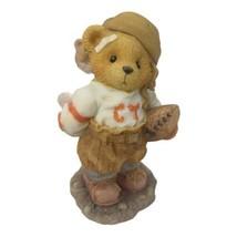 Cherished Teddies Butch Football Hero 1996 Enesco Figurine #156388 New i... - $12.50