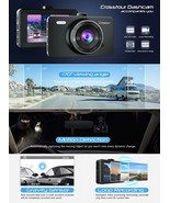 "Dash Cam Crosstour 1080P Car DVR Dashboard Camera Full HD 3"" LCD Screen ... - $37.36"
