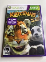 Kinectimals: Now With Bears (Microsoft Xbox 360, 2011) Kinect Kids Animals - $7.52