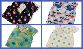 Zak & Zoey Baby Blanket Minky Soft 4 Designs to Choose 30 X 30 Swaddle Size - $15.99