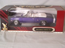 1970 Dodge Coronet R/T  1:18 scale diecast Road Signature Collection Deluxe Ed. - $45.08