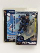McFarlane's Sportspicks Todd Bertuzzi Vancouver Series 7 2003 Blue Jersey - $19.79