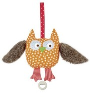 Kathe Kruse - Alba The Owl Musical Toy - $35.66