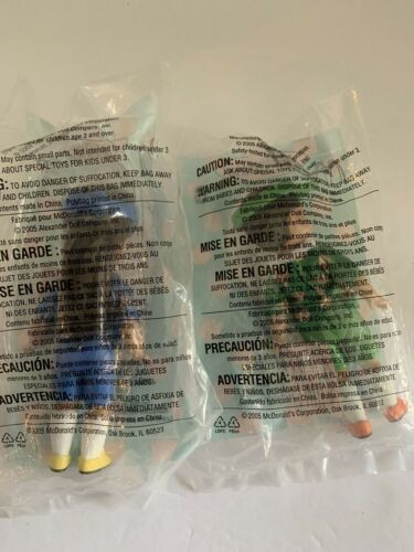 2005 Madame Alexander Doll McDonald's Happy Meal - Kick It Soccer Girl #7 Boy #8 image 2