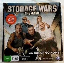 STORAGE WARS....THE GAME...NEW / SEALED - $5.89