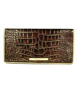 Brahmin Ady Wallet - Brown Milan - $145.53