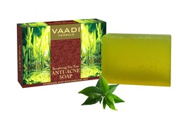 Tea Tree Oil Soap Anti-Acne Therapy - $1.75+