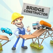 Bridge Constructor PC Steam Code Key NEW Download Game Region Free - $5.10