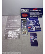 Star Wars ESB New Zealand Confection Concepts 45 Trading Card set + Hang... - $120.94