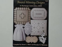 Award-Winning Designs in Hardanger Embroidery 2009 Susan Meier Rosalyn W... - $17.09