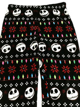 Disney The Nightmare Before Christmas Womens Sz L Lg Fleece Pajama Loung... - $35.63