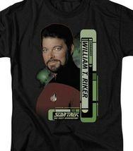 Star Trek The Next Generation Sci-Fi TV series Commander Willaim T. Riker CBS578 image 3