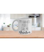 My Favorite People Call Me Mima Mug  - $14.65+